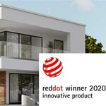 VetroMount Balustrade System Honoured with Red Dot Award as Innovative Product.