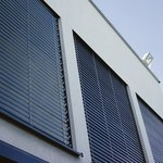 The Eko-Okna S.A. company has started its own production of facade blinds