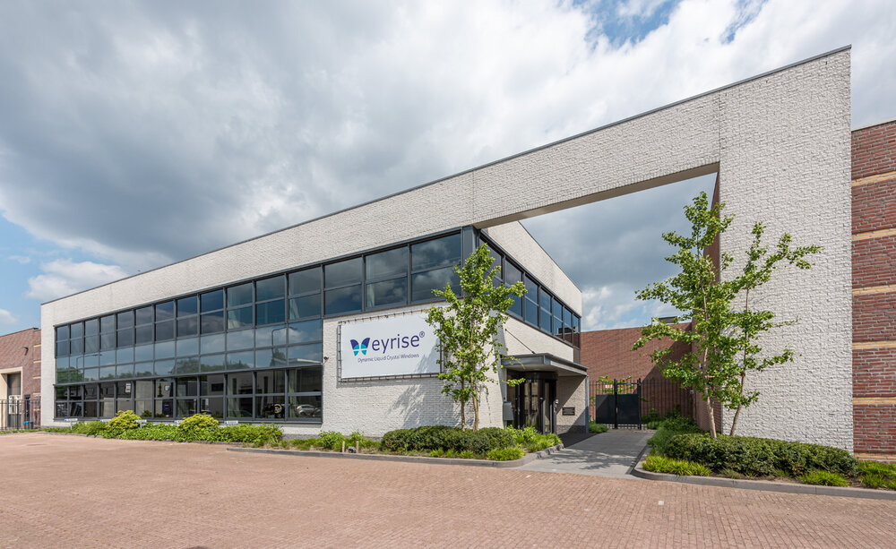 eyrise® facility in Veldhoven, the Netherlands