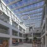 Intelligent daylight management in health facilities