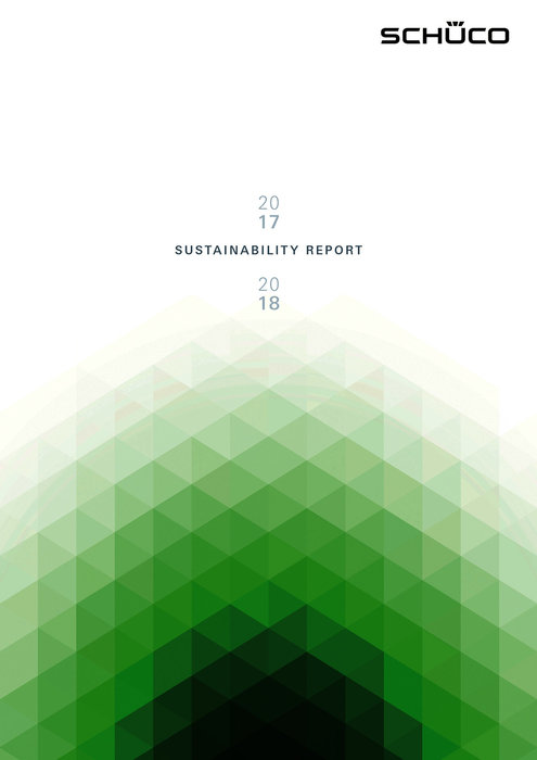 With the 2017/2018 sustainability report, the second of its kind, the company demonstrates its economic, environmental and social commitment to greater protection of the climate and environment.