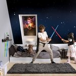 Star Wars & VELUX Galactic Night Collection offers a range of exclusive blackout blinds