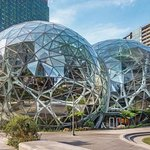 Amazon Spheres selected as Best of Design Award winner by Architects' Newspaper
